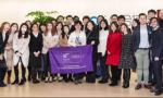 香港中文大学参访合合信息,共话人工智能领域未来