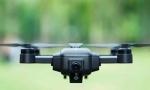 黑科技智能折叠无人机,自动跟你走