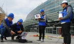 中国电信部署全国首个超大型场馆5G室内分布系统