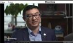 中国AI增速全球居首,深兰科技CEO陈海波对话彭博谈全球布局