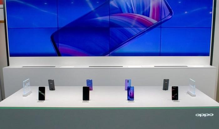 携手MediaMarkt:OPPO在欧洲推出首家概念店中店