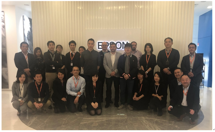 京东与爱普生达成2019战略合作新规划 战略互联更上层楼