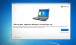 微软警告Windows 7用户即将结束安全更新