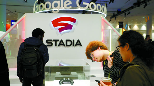 谷歌进军流媒体游戏服务,索尼微软有危险了?