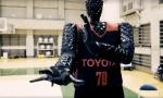 丰田打造由樱木花道为原型的投篮机器人
