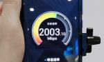 中兴5G旗舰手机率先实现2Gbps速率 4秒下载一部超高清电影