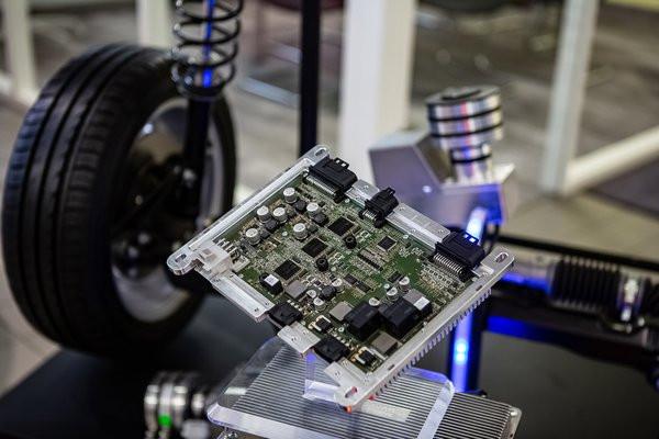 舍弗勒展示用于自动驾驶的Space Drive线控技术