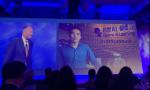 松鼠AI创始人栗浩洋受邀出席ASU+GSV国际教育峰会,畅谈AI+教育未来