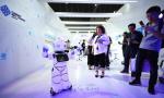 CANBOT机器人 人工智能实验室惊艳亮相教装展
