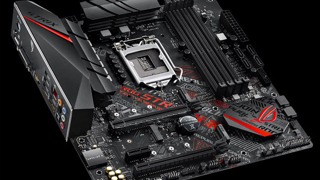 华硕推出ROG Strix B365-G Gaming主板 规格为Micro-ATX