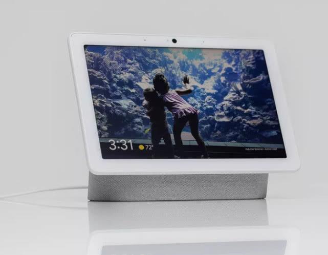 谷歌推新智能家居设备Nest Hub Max 售价229美元