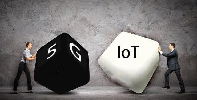 AIoT成势,5G将临,各方势力中场布局