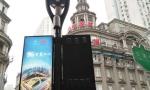 华中地区首个5G智慧灯杆亮相湖北