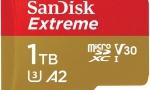 现在可以购买1TB的microSD卡了