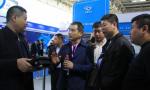 智能三维行业领导者 晴像科技新品亮相安博会