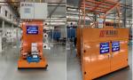 赛特斯助力全国首创新能源汽车电机生产线无人工厂建成