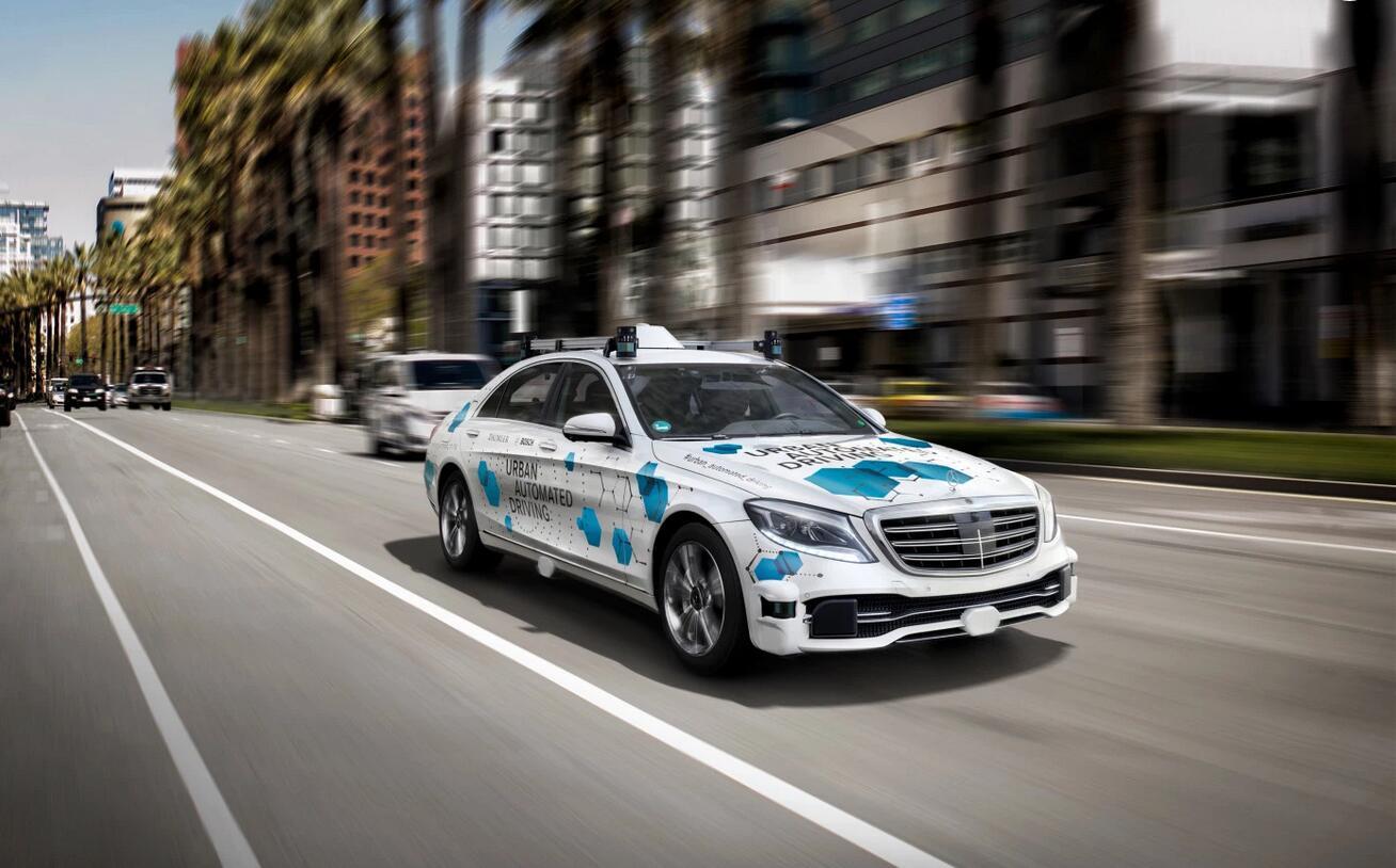 随着对自动驾驶汽车工程师需求的增加,奔驰开创了传感器融合纳米级