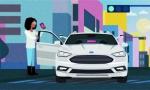 福特和Lyft将合作部署自动驾驶汽车