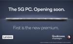 支持5G的笔记本电脑来了!搭载高通骁龙8cx芯片,由联想出品