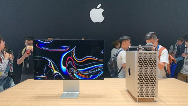 WWDC 2019:Apple推新Mac Pro和Pro Display XDR