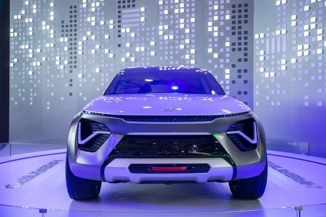 起亚Habaniro国内首发 具L5级自动驾驶能力