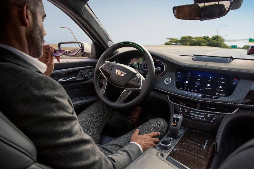 通用超级巡航系统软件更新 使用范围扩至20万英里