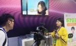 儒博参展2019中国互联网大会 布丁机器人惊艳登场AI公园