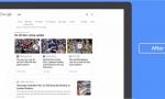 谷歌搜索界面重新设计News标签 着重突出新闻标题和出版商