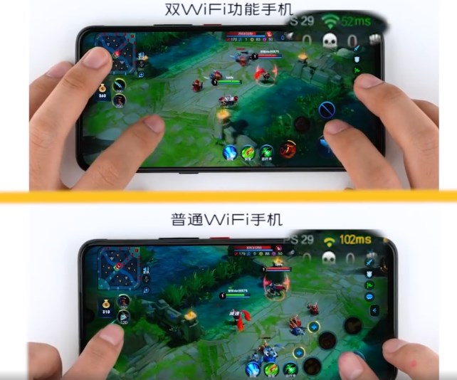 "vivo公布黑科技""双Wi-Fi加速"":支持同时连接5G与2.4G Wi-Fi"