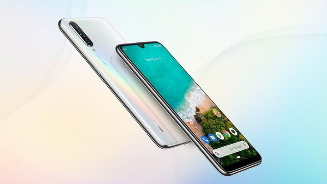 小米A系列首款屏幕指纹手机出炉 颜值一如既往的高