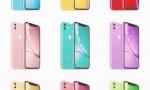 新款iPhoneXR最新渲染图曝光:配色高达9种