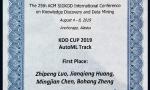 成功挑战极端数据集 深兰科技自研AutoML夺冠KDD Cup 2019