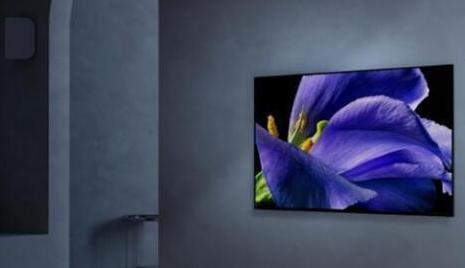 音画神器来了!索尼A9G 4K OLED电视简评