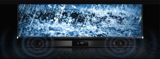 双屏带来全新观影体验,QLED电视TCL C10火热预售中