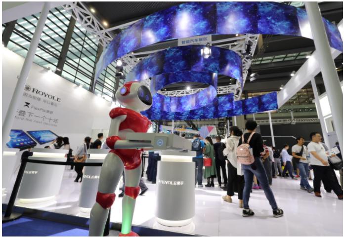 挖掘AI机器人多应用场景,促进行业多元化发展