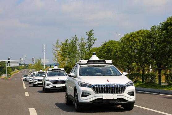 "5G+AI ,自动驾驶进入""中国时间"""
