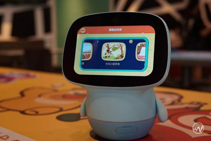 有AI亦有爱!云知声聪聪儿童智能机器人评测