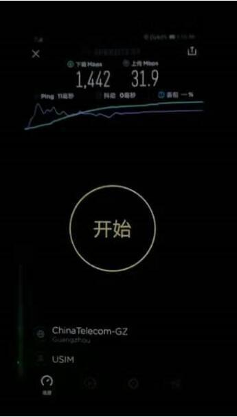 广东电信携手华为完成全国首例5G 32T32R AAU现网测试