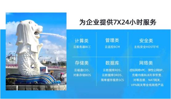 百度智能云加速海外布局,新加坡后将在更多海外地区开服