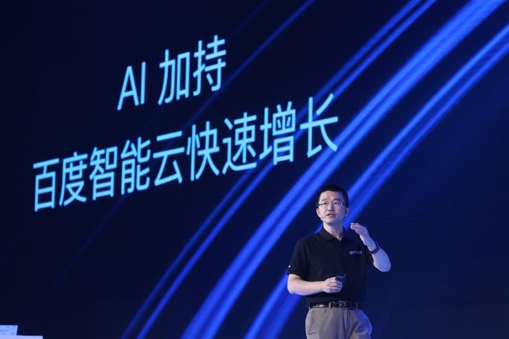 AI赋能传统企业进入开花结果最好时期,李彦宏:百度智能云发展迅猛