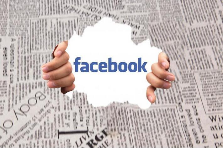 Facebook将推出人工编辑的新闻服务 与算法新闻相独立