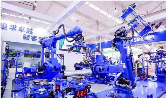 2019世界机器人大会开幕:用科技点燃夏日 在亦庄遇见未来