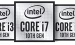 英特尔扩展第十代酷睿移动处理器家族,两位数性能提升