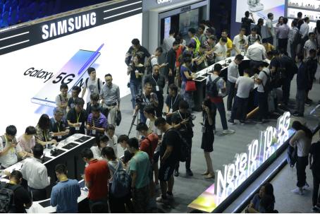 Galaxy Note10系列国内首秀,5G时代三星联合搜狐、中国联通共创未来