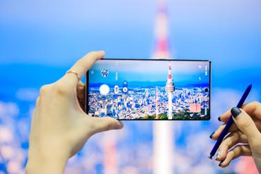 三星Galaxy Note10诠释何为女性用户最爱的颜值实力派