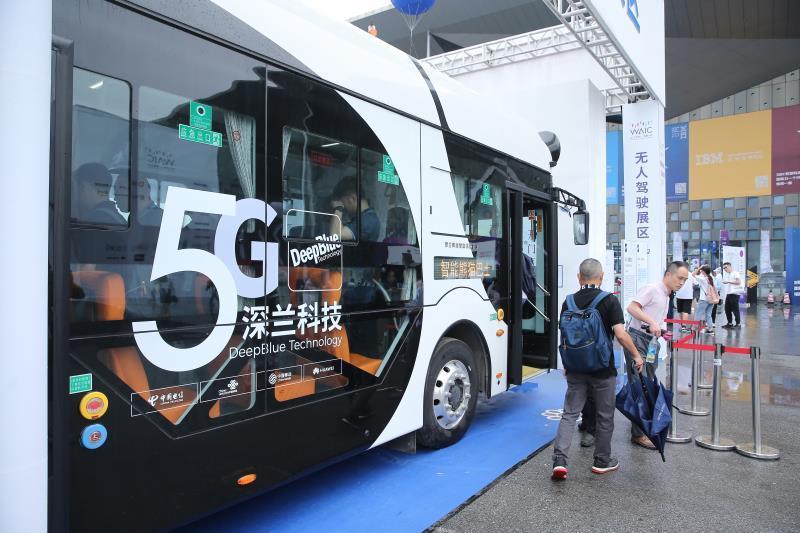 瞄准公交车自动驾驶市场,「深兰科技」要以增值服务打出差异化