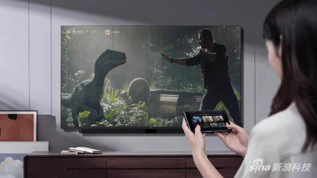 华为智慧屏发布:大屏终端正式入驻你的客厅