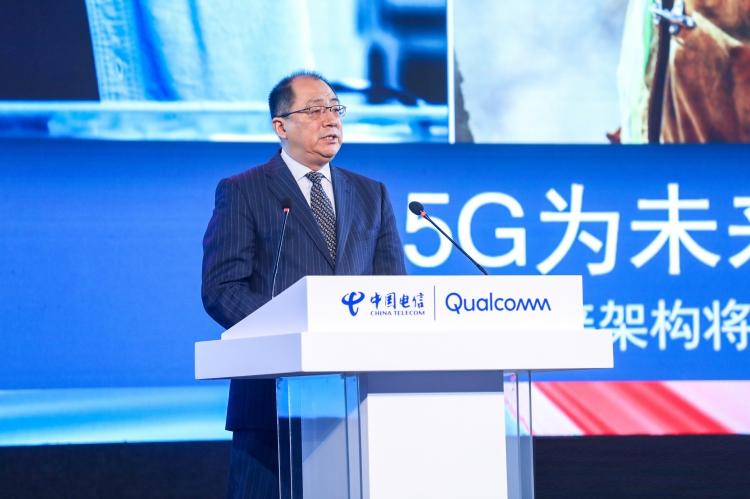 高通孟樸:与产业界携手推动5G商用,共享5G机遇