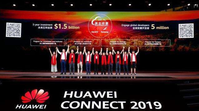 华为发布沃土计划2.0,未来五年投入15亿美金助力开发者