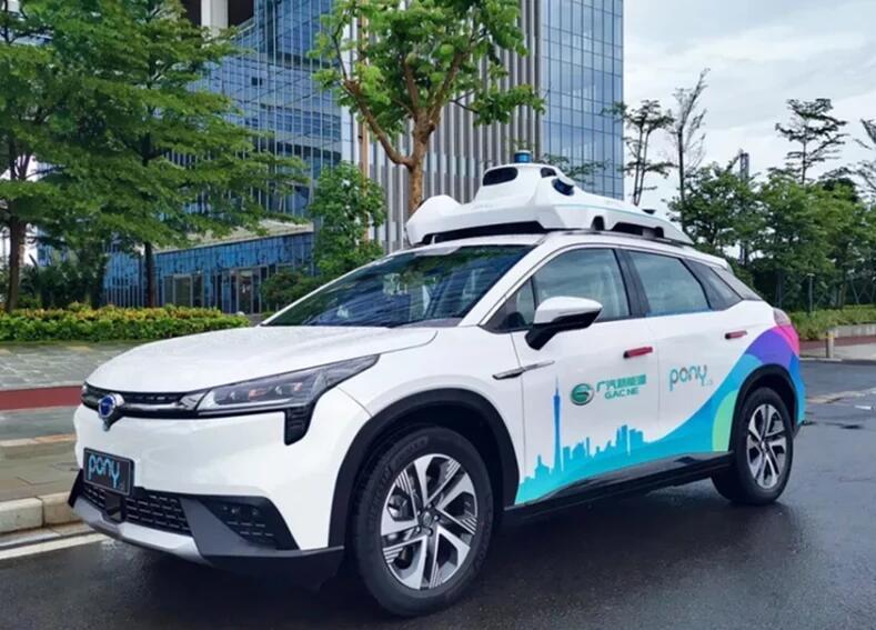 Aion LX开发L4级自动驾驶 将开启示范运营